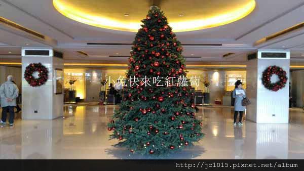 台北喜來登飯店1F大廳