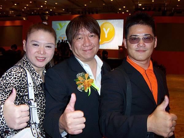 紗紗姐+KEVEN哥+JC(我啦XD)