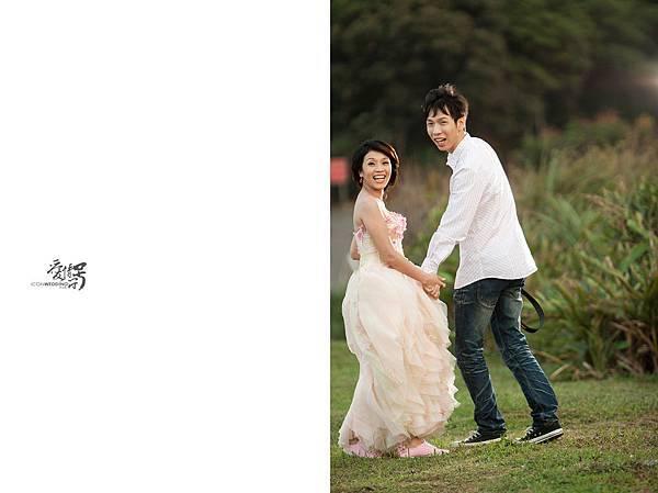自助婚紗【專屬風景】◎ 台北婚紗─玩拍婚紗