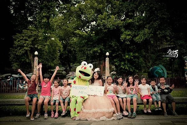 自助婚紗【童話裡還有...我們】 ◎台北婚紗─玩拍婚紗