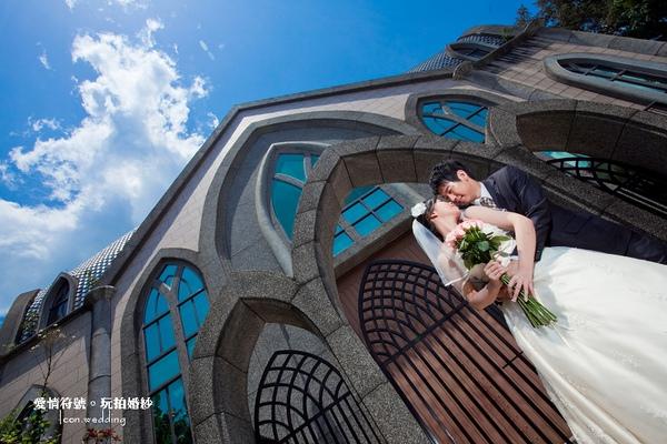 自助婚紗【解愛。】自拍婚紗