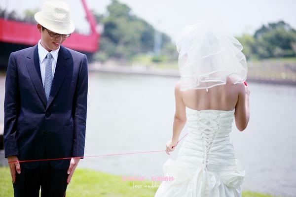 自助婚紗【初夏。光年】自拍婚紗