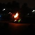 營火開始燒囉~