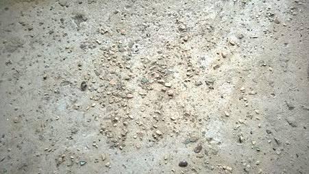 水泥地板-大雨沖刷