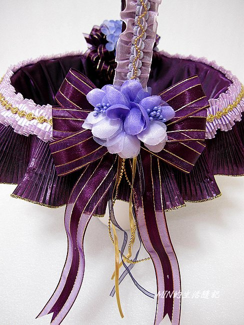紫金籃盤組 (4)
