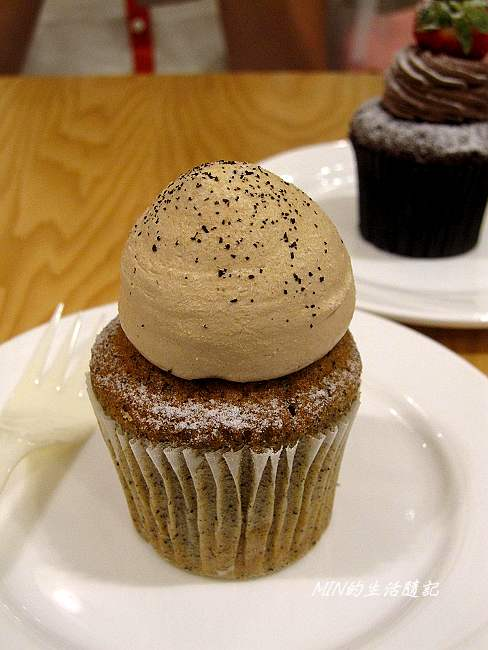 克勞蒂杯子蛋糕 (6)