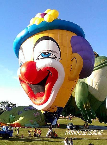 熱氣球(8)