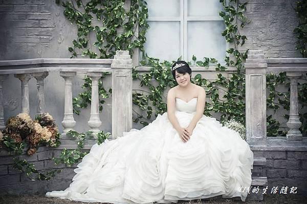 韓式婚紗(1)