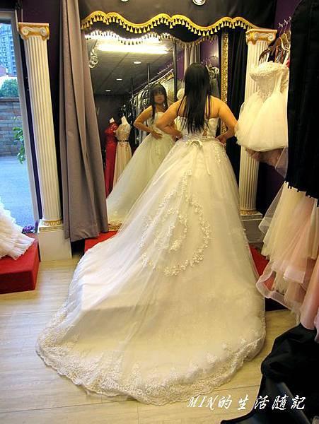 韓式婚紗(11)