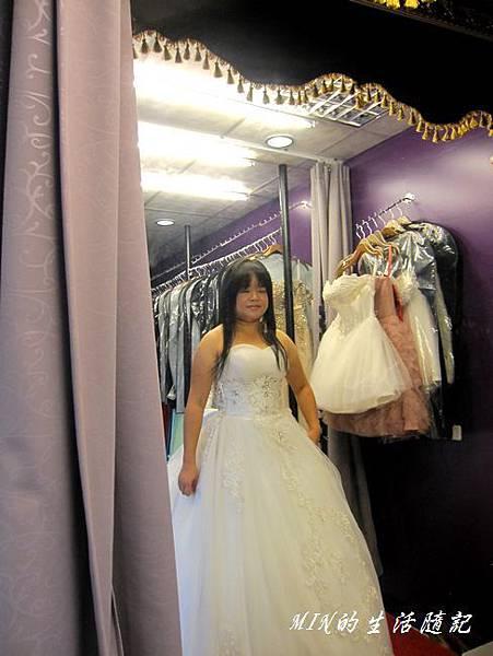 韓式婚紗(10)