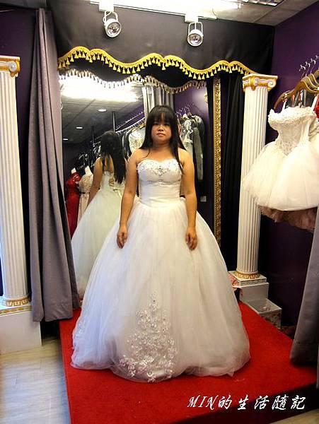 韓式婚紗(12)