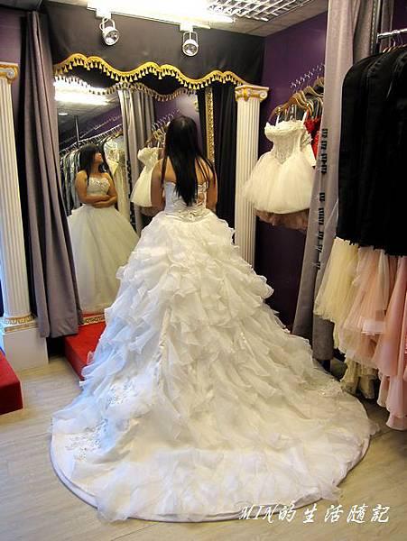 韓式婚紗(13)