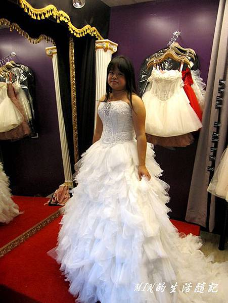 韓式婚紗(14)