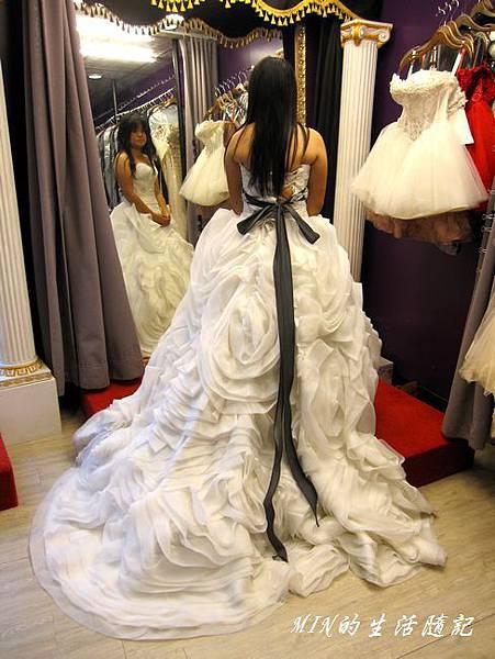 韓式婚紗(17)