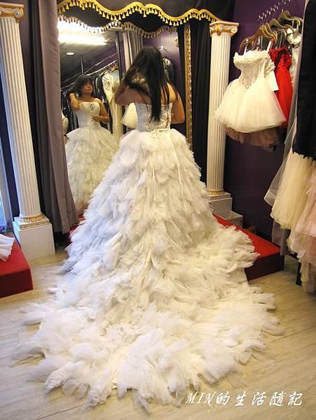 韓式婚紗(15)