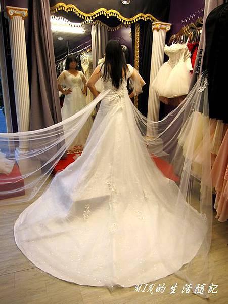 韓式婚紗(19)