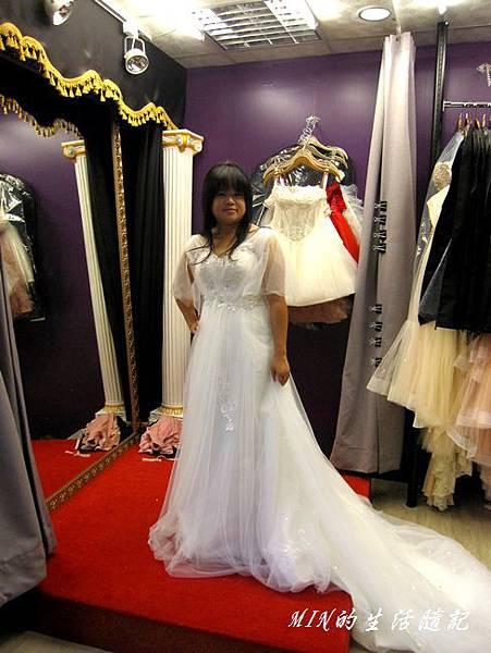 韓式婚紗(18)