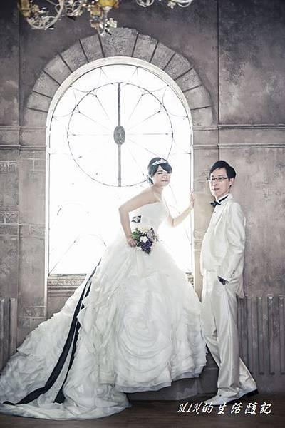 韓式婚紗(20)
