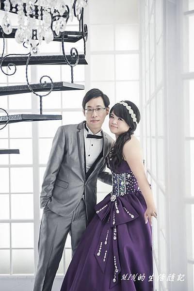 韓式婚紗(32)