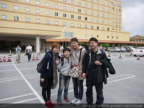 2013沖繩之旅合照