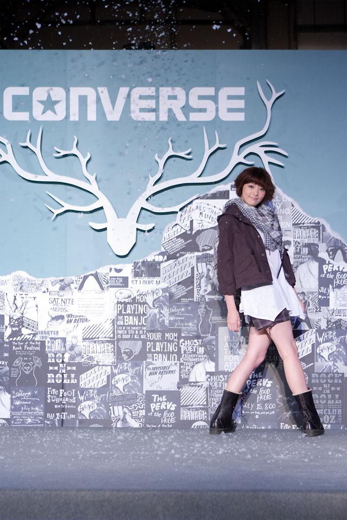 2012 Converse 秋冬新品發表