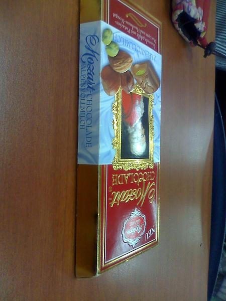 雅清送的巧克力4