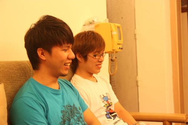 20110207雅清家看寶寶