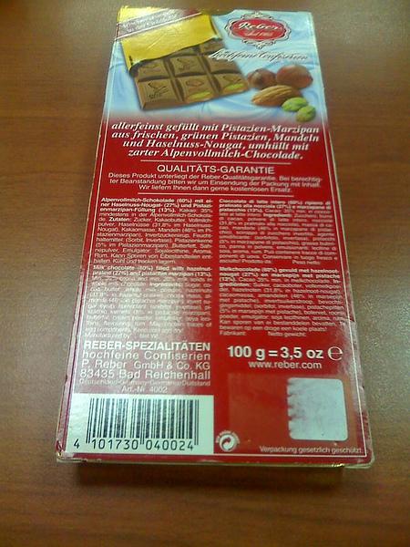雅清送的巧克力3