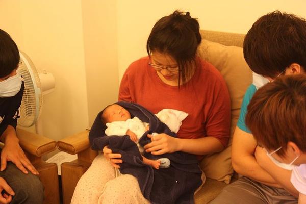 雅清家看寶寶