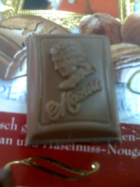 雅清送的巧克力1