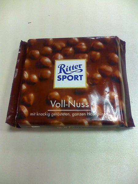 雅清送的巧克力2