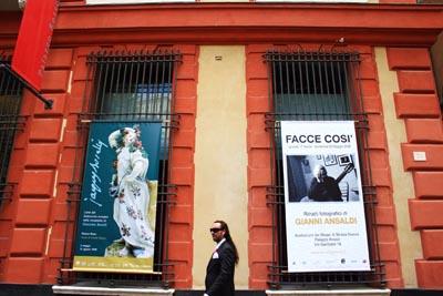 義大利熱內亞古街
