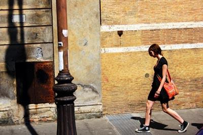 義大利羅馬街頭