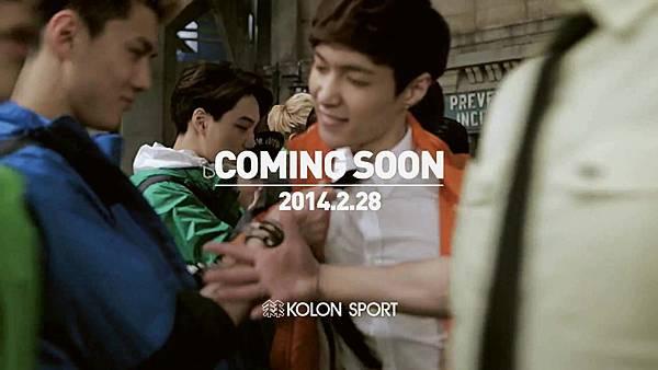 KOLON SPORT EXO'S MOVE-XO Coming Soon! 0404.jpg