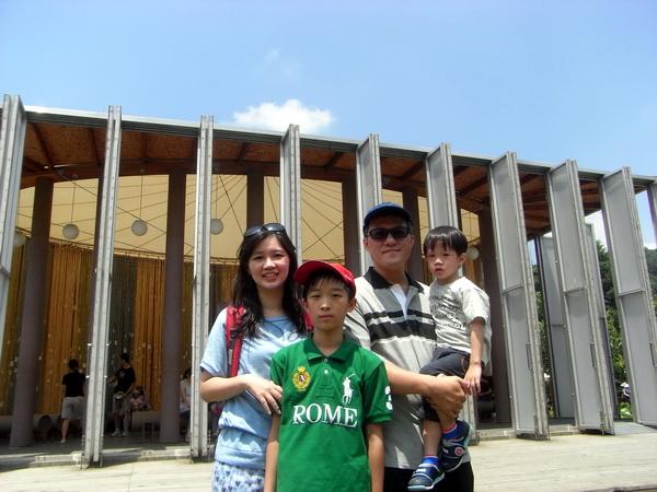 <南投埔里紙教堂2011/9/4>