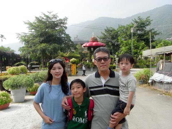 <南投埔里台一休閒農場2011/9/4>