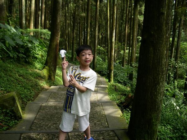 <南投杉林溪森林生態渡假園區2006/10/6>