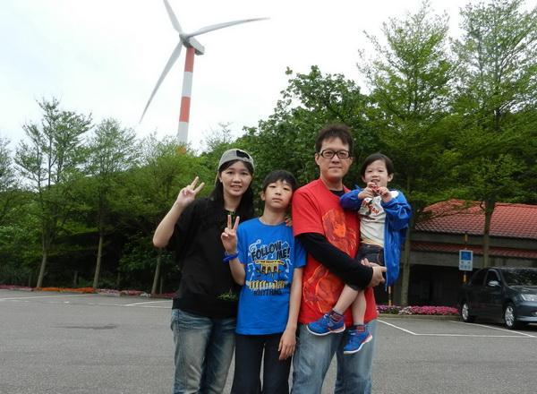 <新北石門風力發電廠2012/4/21>