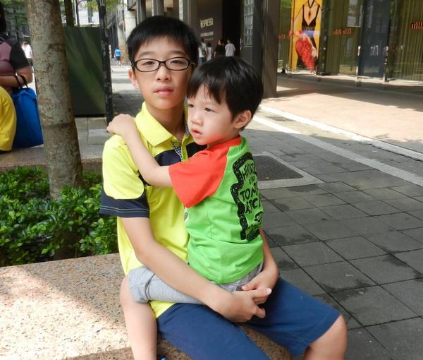 <台北信義新光三越2012/8/4>