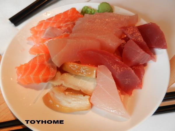 <欣葉日式自助料理餐廳2012/9/30>