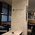 cafe trico三色旗餐廳<2012/12/30>