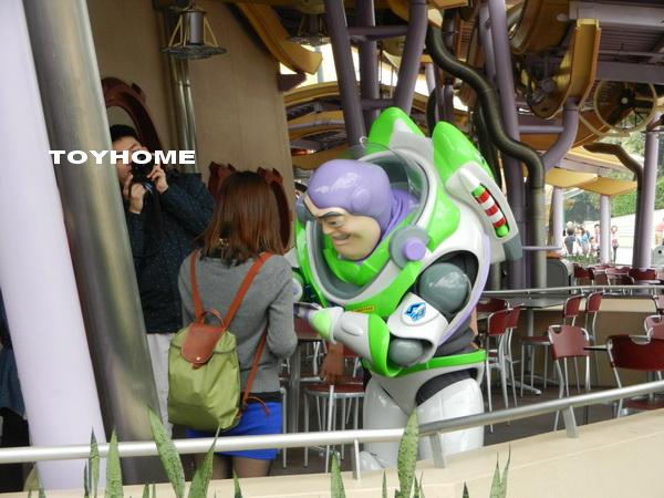 <香港迪士尼樂園-明日世界 2013/2/28>