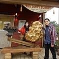 <香港迪士尼樂園-灰熊山谷 2013/2/28>
