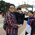 <香港迪士尼樂園 2013/2/28>