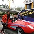 <香港迪士尼樂園-明日世界2013/2/28>