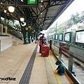 <香港迪士尼樂園車站2013/2/28>