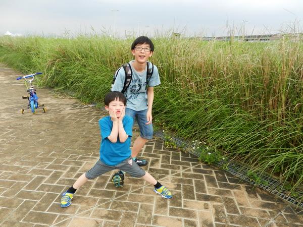 <台北大江河濱公園2013/5/27>