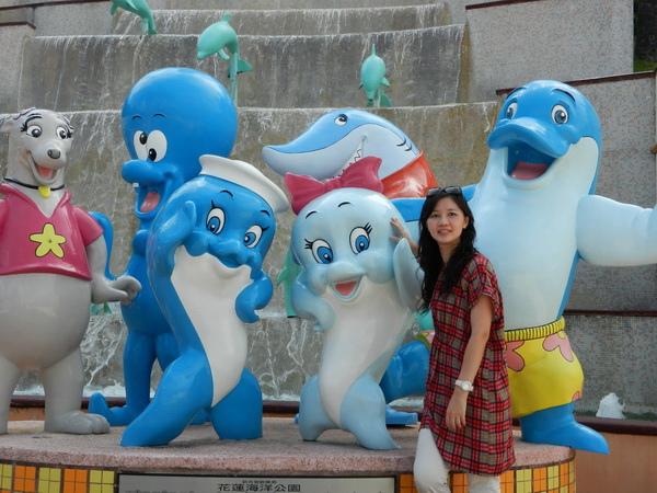 <花蓮海洋公園2012/9/8>