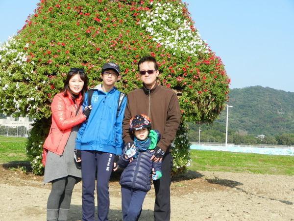 <台北市大江河濱公園 2015/1/2>