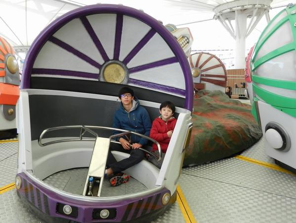<台北兒童新樂園 2015/1/28>